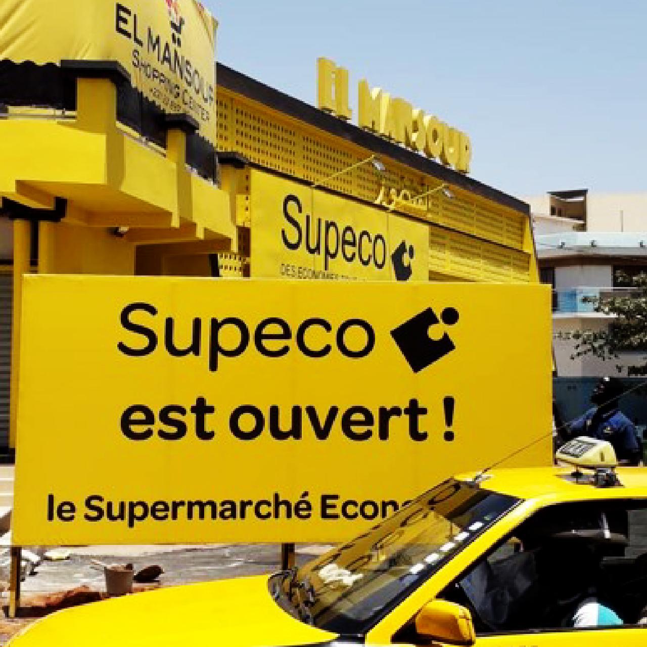 Supeco El Mansour ouvre ses portes