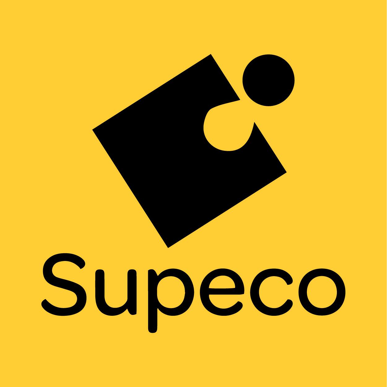 Que signifie le logo Supeco ?